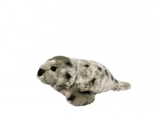 SRI Logo Seal Soft Toy