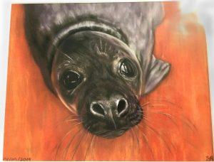 Nacho Seal Artwork