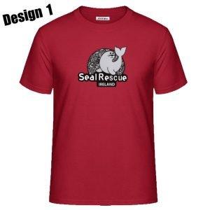 Seal Theme T-Shirt 1