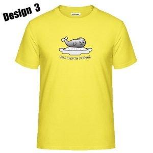 Seal Theme T-Shirt 3