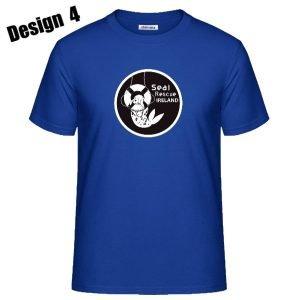 Seal Theme T-Shirt 4