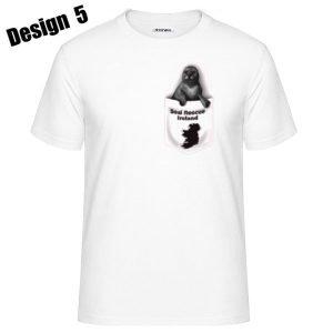 Seal Theme T-Shirt 5