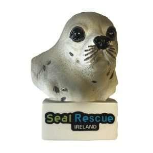 Souvenir 3D Seal Magnet