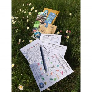Backyard Biodiversity Activity Pack