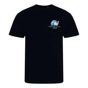 SRI T-shirt Black (Adults)