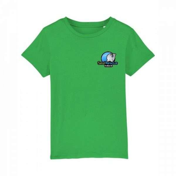 kids tshirt green