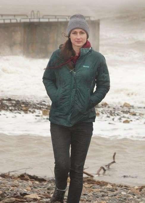 Melanie Croce SRI's Dead Seal Database