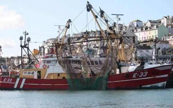 Large Fishing Trawler SRI Blog how Seals Benifit Fisheries