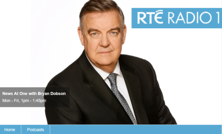 RTE Radio 1 Dead Seals found in South East of Ireland