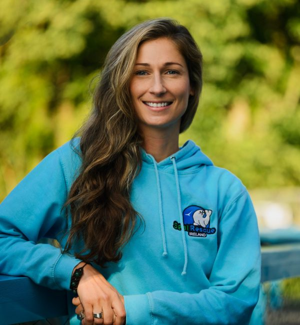 Melanie Croce Executive Director Seal Rescue Ireland